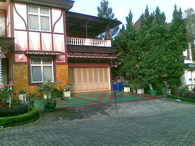 Foto(5506) jual villa & tanah di kota bunga puncak jual tanah di kota bunga