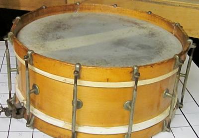 William F. McIntosh Snare Drum