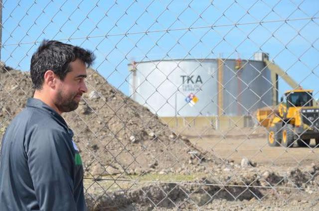 Francisco Medina: En materia medioambiental, el Municipio debe hacer cumplir la legislación sin medias tintas. + INFO