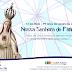 MÊS MARIANO: 99 anos da Primeira Aparição de Nossa Senhora de Fátima.