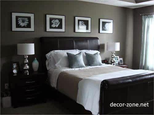 bedroom wall decorating ideas for men