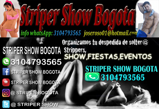 SHOW DE STRIPERS Y GOGO DANCERS
