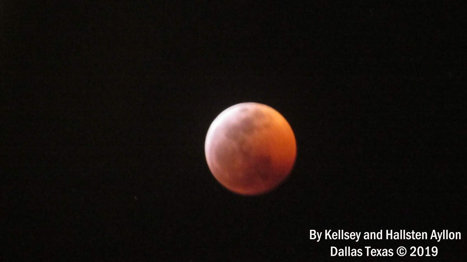 blood moon january 2019 dallas tx - photo #41