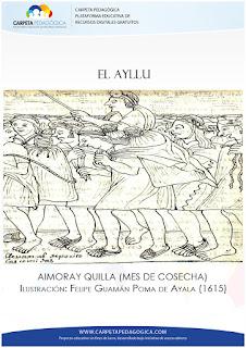 Aimoray Quilla – Mes de Cosecha