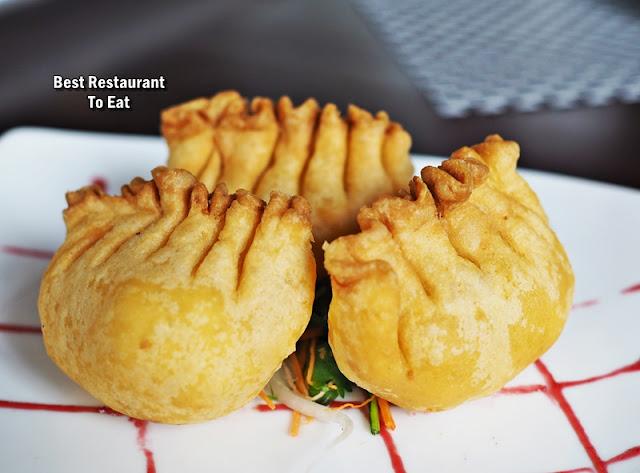 Dim Sum Buffet Menu - Shang Hai 'Wo Tip'