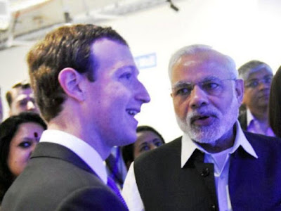 Facebook says supporting Digital India is not backing Internet.org