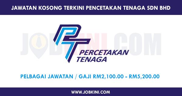 Pencetakan Tenaga Sdn Bhd