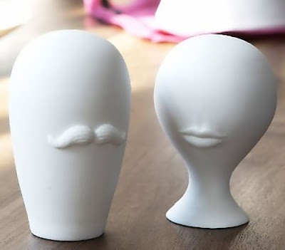 Unusual Salt and Pepper Shakers (15) 9