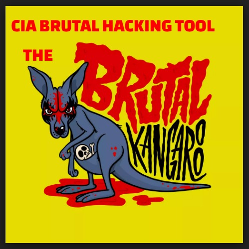 Brutal Kangaroo is A CIA-Built Malware Designed For Hacking Air-Gapped Networks Covertly