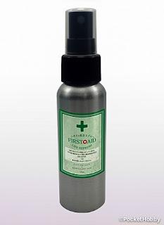 Pocket Hobby - www.pockethobby.com - Lançado Perfume Inspirado no T-Virus, de Resident Evil - Biohazard