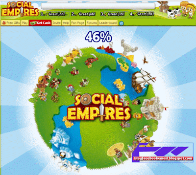 game online facebook terbarik Social empire