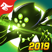League of Stickman 2019- Ninja Arena PVP apk