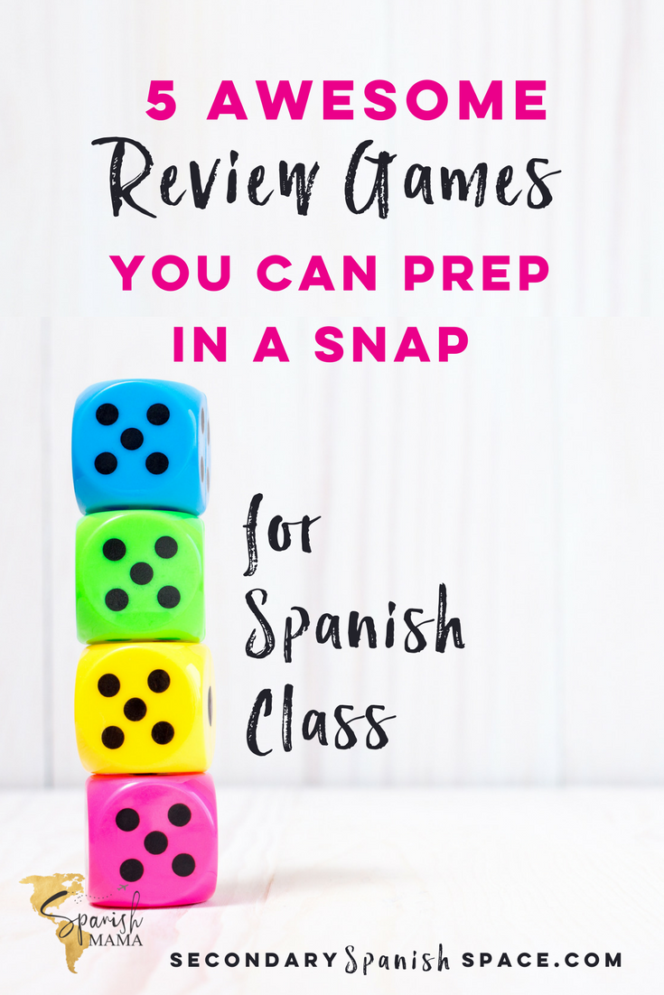 5 Awesome Review Games You Can Prep in a Snap | Secondary