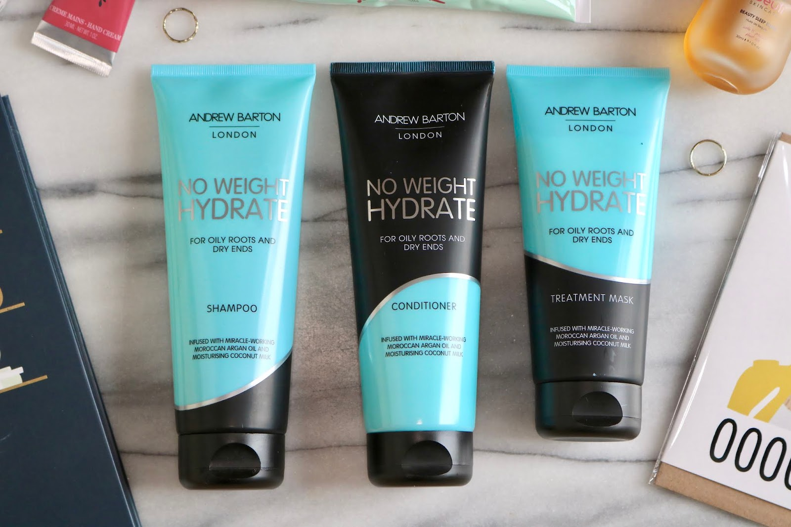 ANDREW BARTON NO WEIGHT HYDRATE RANGE