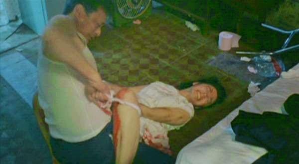 Zhou Xun Sex Scene 35