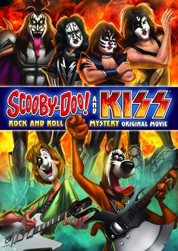 Scooby-Doo! y Kiss: El Misterio del Rock and Roll DVDRip Latino