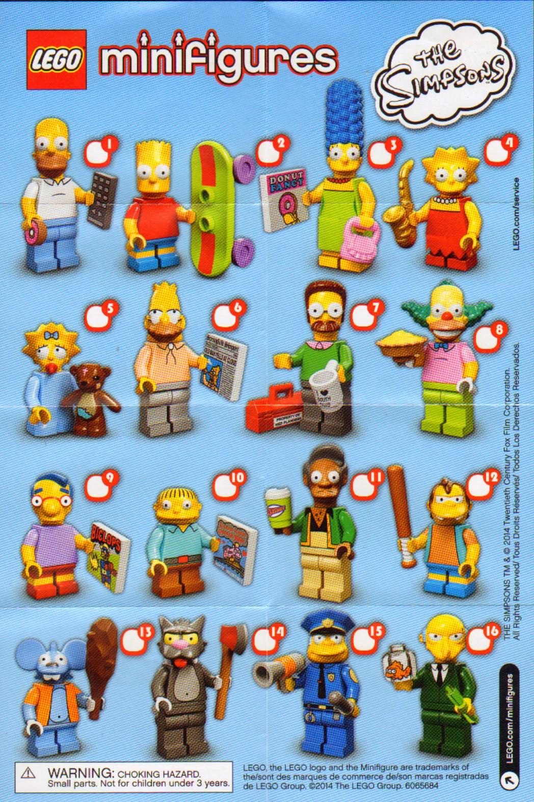 Minifigures Lego Serie 1 | Acquisti Online su eBay