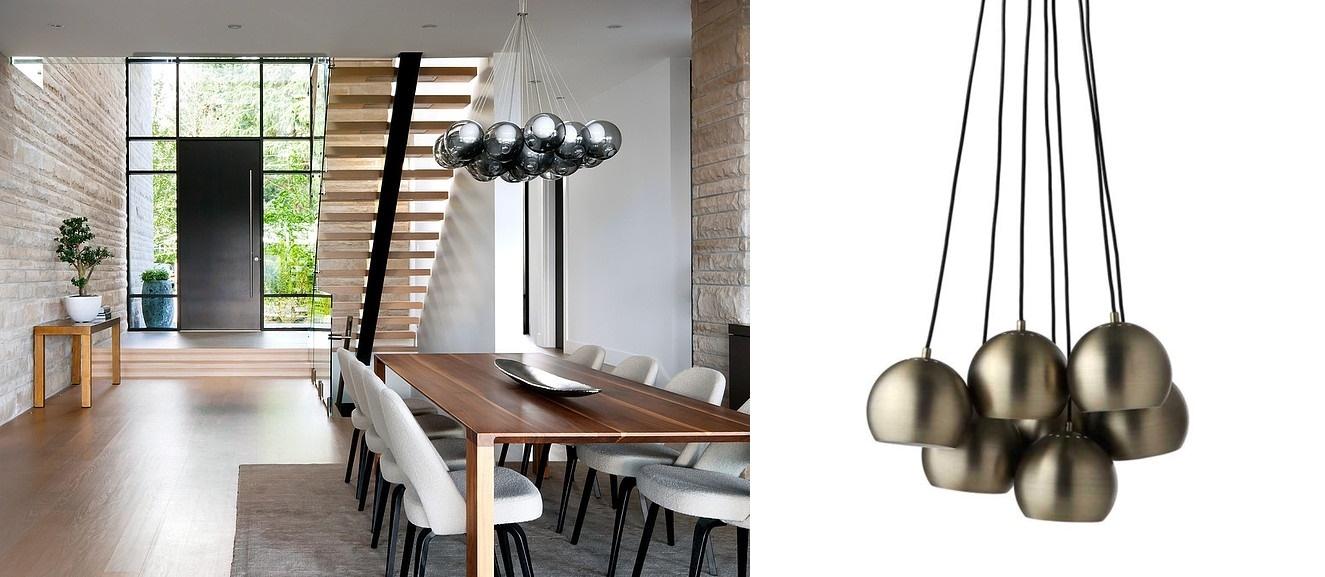 Nowoczesne Oświetlenie W Salonie Blog Wnętrzarski Design