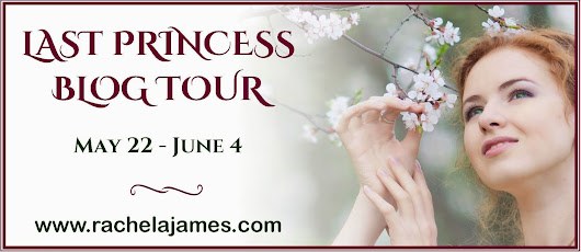 The Last Princess Blog Tour Finale