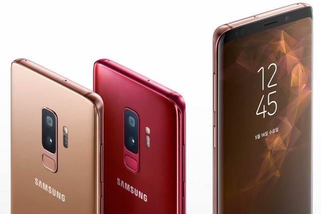 Phiên bản mới Samsung Galaxy S10 sẽ có 6 màu