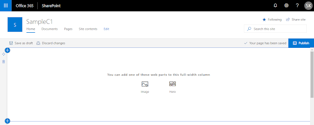 Show your SharePoint Framework web part in full Width layout