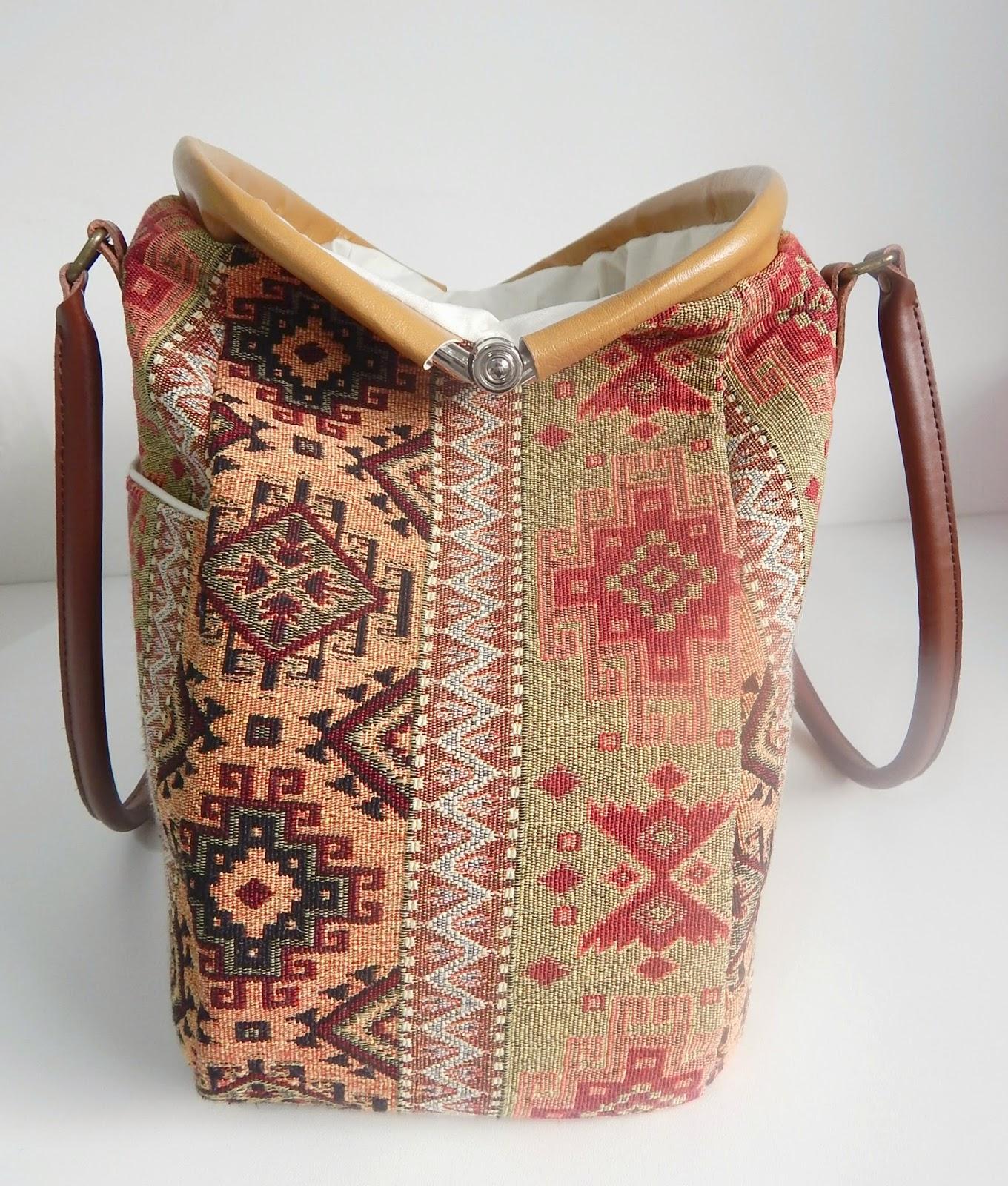 Mrs H The Blog Catrin S Carpet Bag