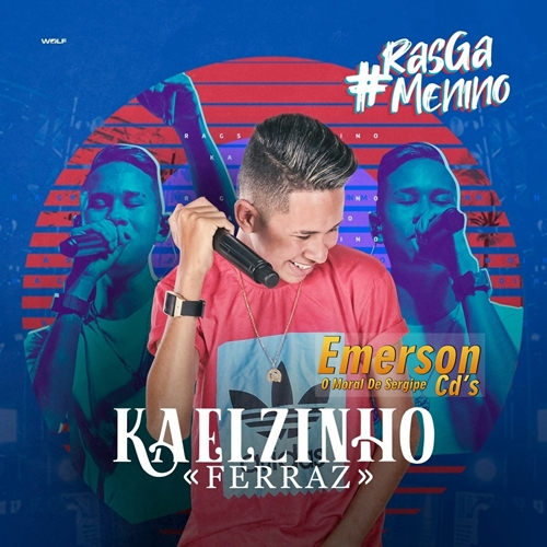 Kaelzinho Ferraz 2019 - Promocional de Abril