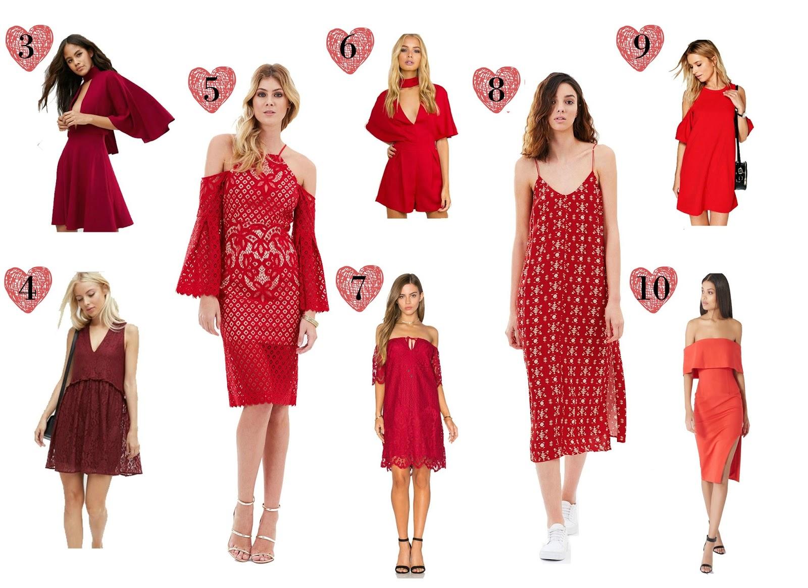 asos choker kimono dress - Red Dress For Christmas