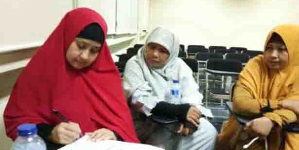 Aneh, Unggah Video Ceramah Islam Tentang Akhir Zaman, Ibu Ini Dipanggil Polisi!