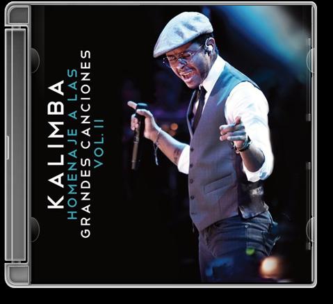 kalimba homenaje a las grandes canciones vol 2