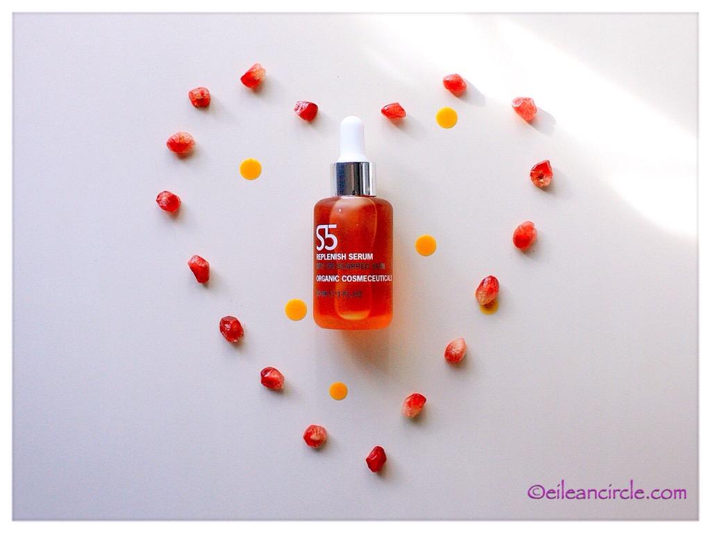 S5 Skincare, cosmética natural, piel seca deshidratada