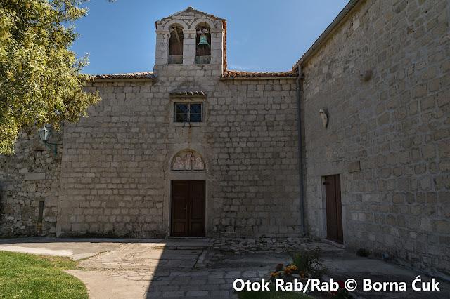 Benediktinski samostan sv. Andrije Apostola.