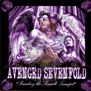 Full Album Avenged Sevenfold-Sounding the Seventh Trumpet (2001)