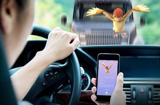 Detran do Paraná alerta para uso seguro do Pokemon GO