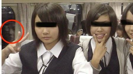 6 Foto Paling Seram dari Penampakan Hantu-Hantu Jepang