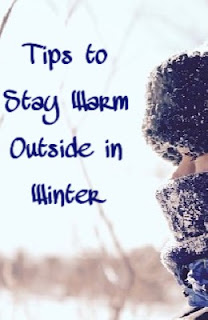 Tips to Stay Warm Outside in Winter