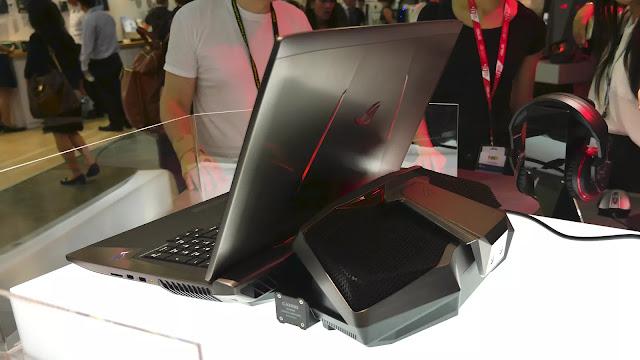 Spesifikasi ROG GX800, Laptop Asus untuk Para Gamers
