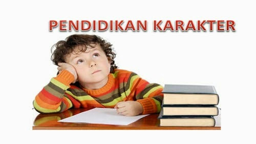 Artikel Mengenai Pendidikan Karakter Anak