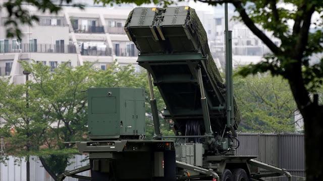 Taiwán prueba un sistema de misiles en EEUU en medio de tensiones con China