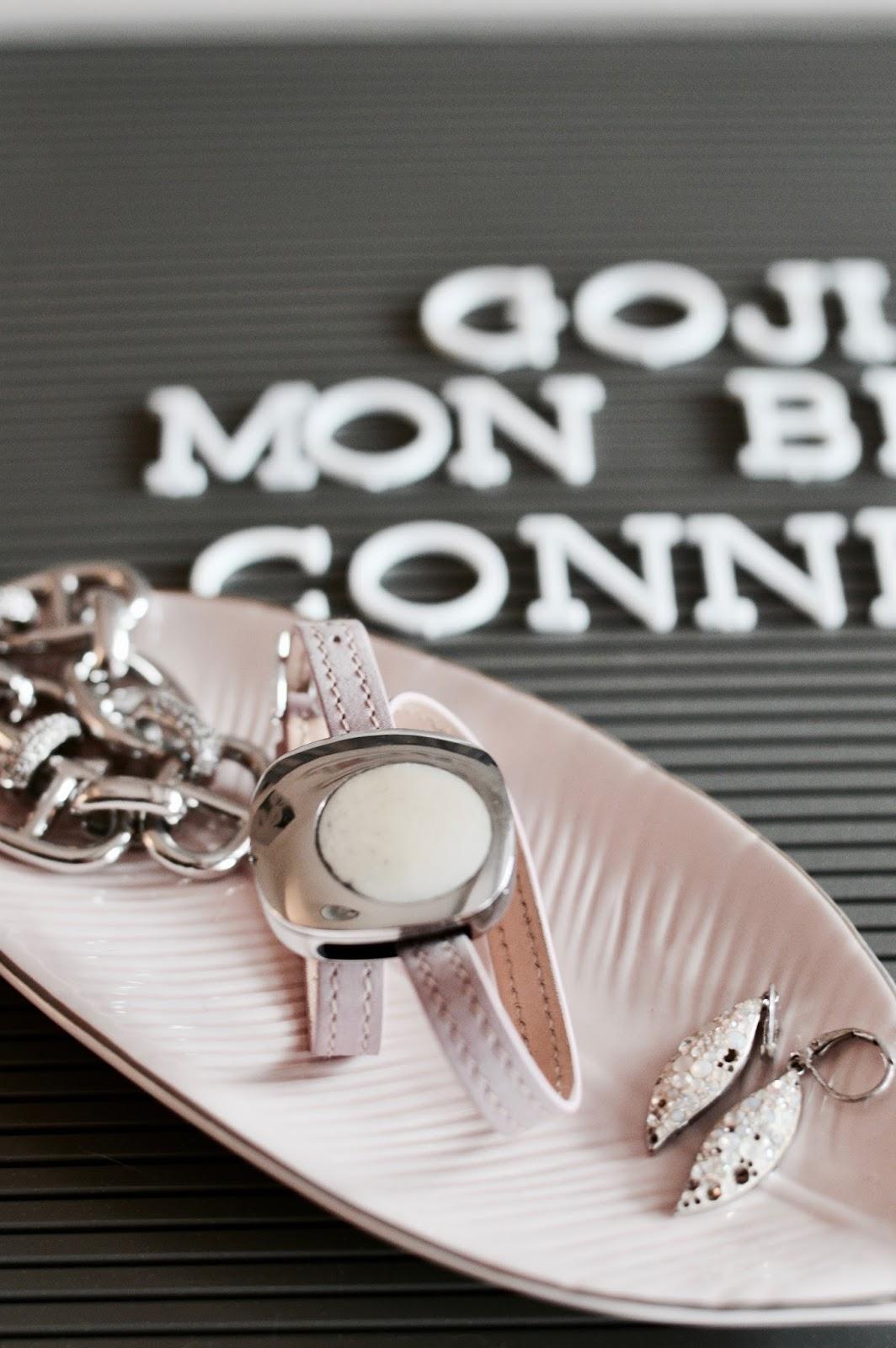 Bracelet Goji, mon bijou connecté pour se déconnecter !