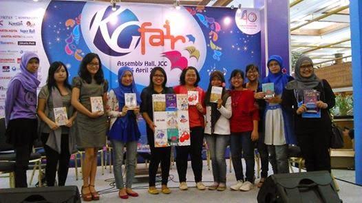 launching novel gramedia