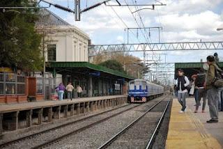 Renovarán la estación Monte Grande de la línea Roca