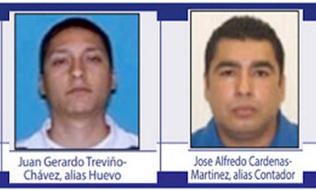 """La DEA va tras El """"Huevo Treviño"""" Zeta CDN y Alfredo Cardenas del Golfo"""