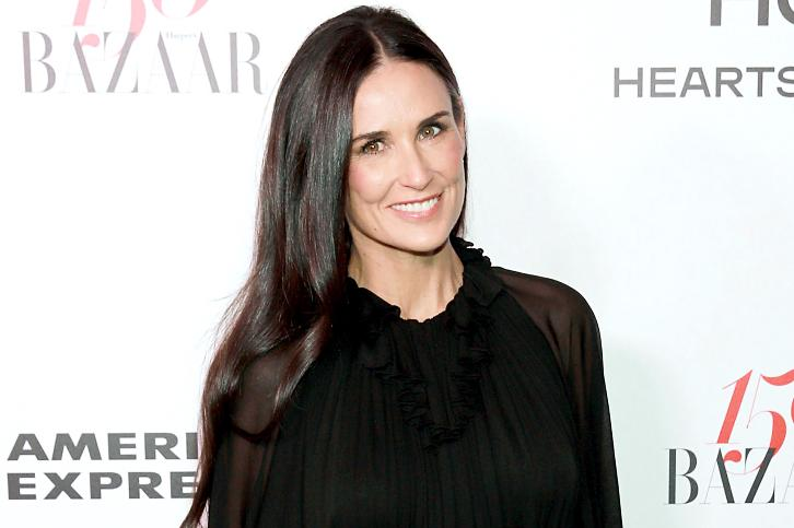 Empire - Season 4 - Demi Moore Cast in a Major Recurring Role