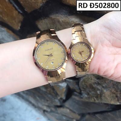 đồng hồ cặp đôi Rado RD D502800