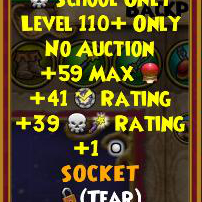 Wizard101 Polaris Best Gear Drops - Decks