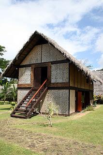 la Maison du Jouir de Gauguin à Atuona
