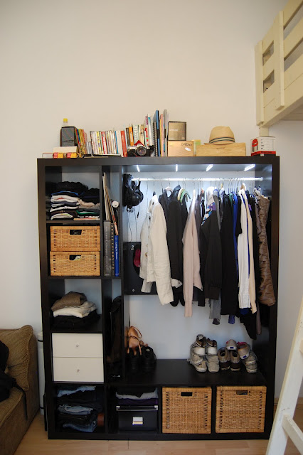 Ikea Expedit Nz Interior Design Q & A: Inexpensive Clothing Storage Solutions