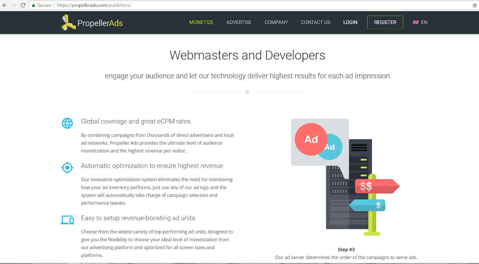 Propeller Ads Best Alternative Of Adsense Pari Digital Marketing
