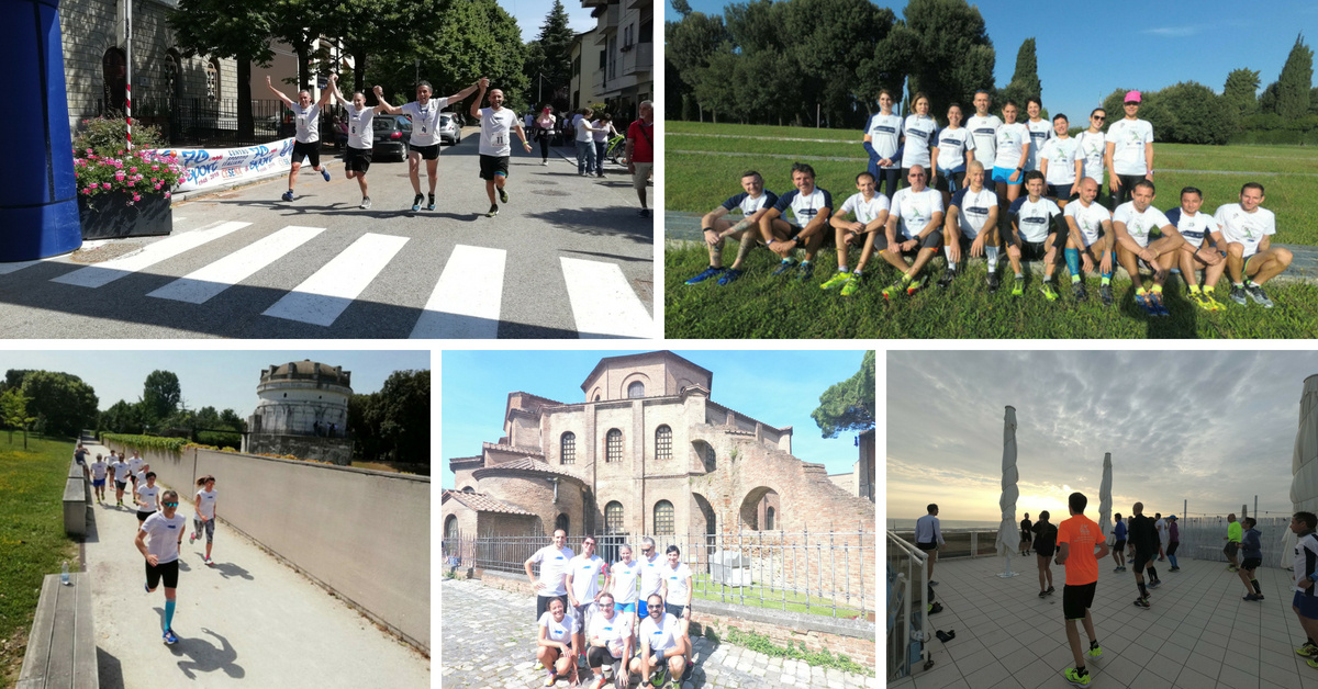 stage di running 2018